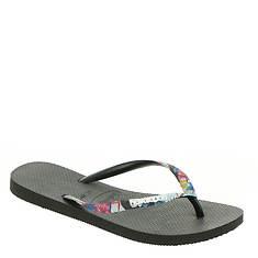 Havaianas Slim Tropical Straps Sandal (Women's)
