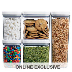 OXO SoftWorks 5-Piece Container Set