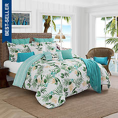 Caribbean Joe Nassau 4-Pc. Comforter Set