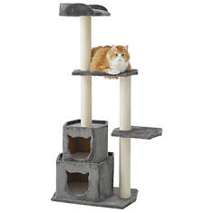 Kitty Power Paws Sky Tower Cat Hideaway