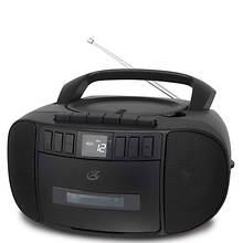 GPX CD/Cassette/AM/FM Boombox