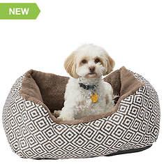 """Tucker 21""""x25"""" Cuddler Pet Bed"""