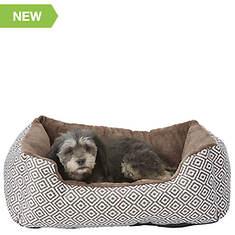 """Tucker 24""""x34"""" Cuddler Pet Bed"""
