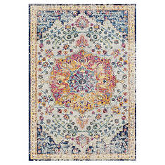 """Vintage Collection 94""""x126"""" Area Rug"""