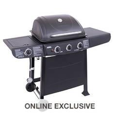 Thermos 370 3-Burner Gas Grill