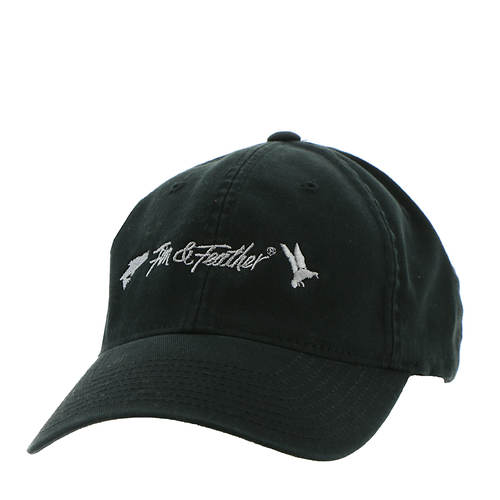Fin & Feather Embroidered Logo Hat