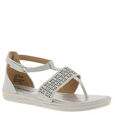 KensieGirl Perforated Sandal KG20686M (Girls' Toddler-Youth)