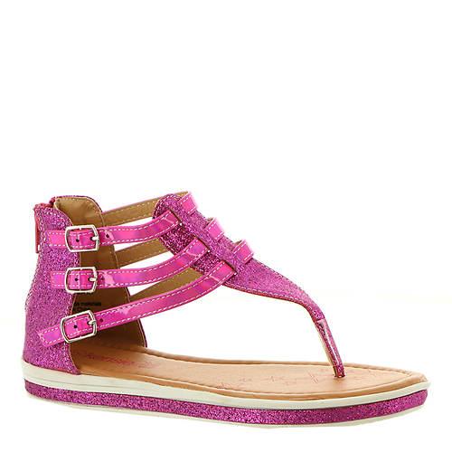 KensieGirl Glitter Thong Sandal KG81407M (Girls' Toddler-Youth)