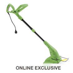 Martha Stewart 2-in-1 Stringless Electric Grass Trimmer & Edger