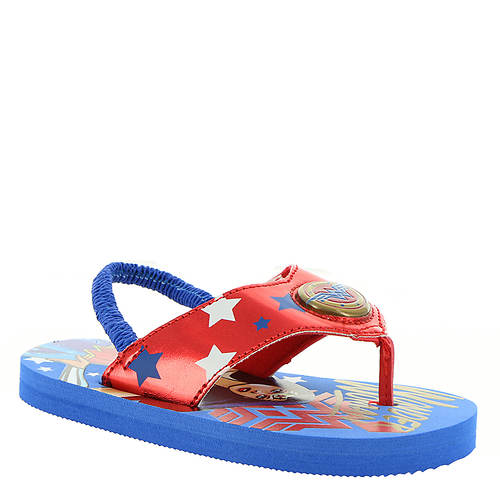 DC Comics Wonder Woman Lighted Flip Flop (Girls' Toddler)