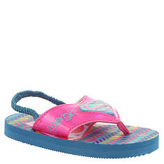 DC Comics Super Girl Lighted Flip Flop (Girls' Toddler)
