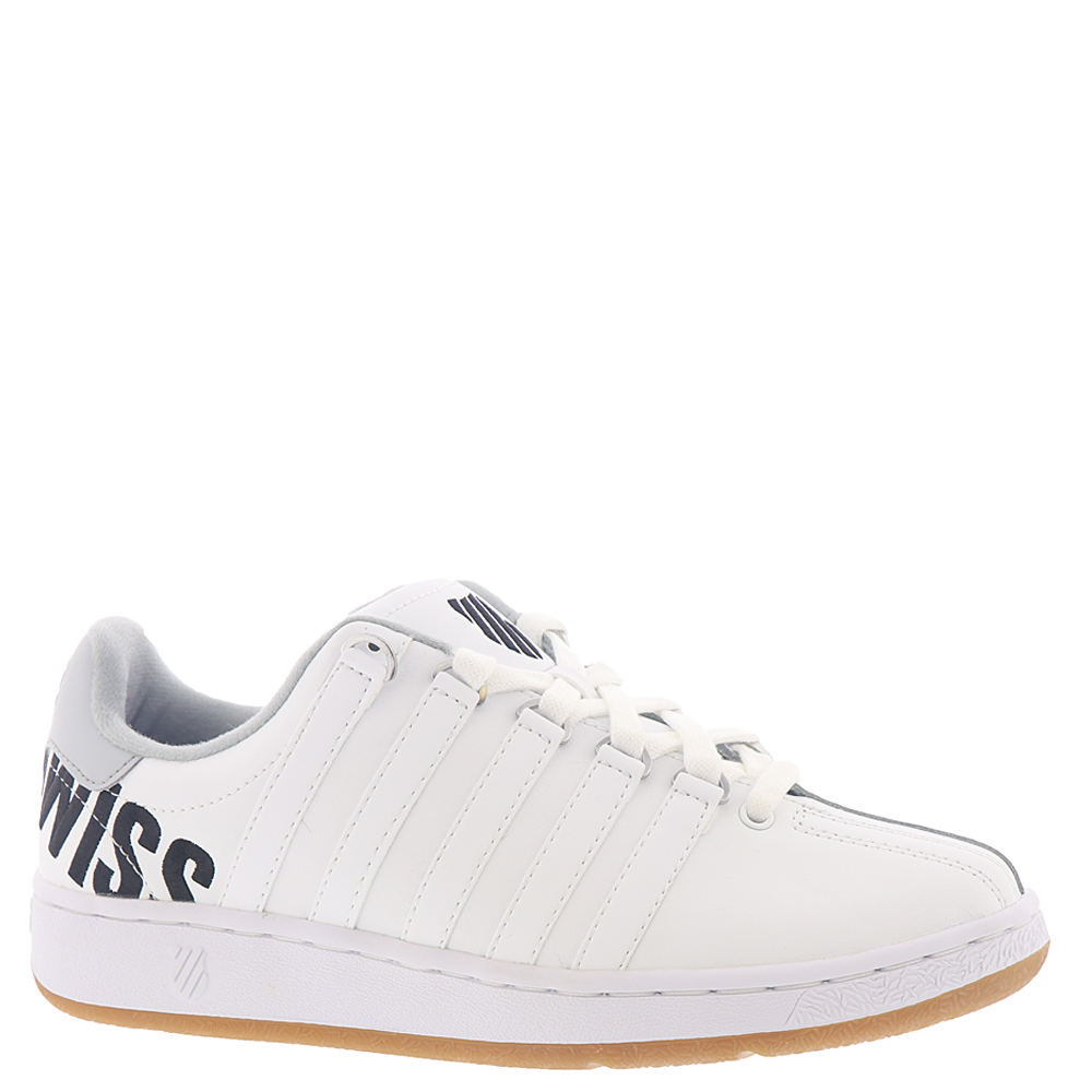 *Update your sporty-chic look with this \\\'90s-inspired low-top sneaker *Leather upper with stitched 5-Stripes and shield branding detail *Lace-up closure *Co-molded EVA and Ortholite footbed *IMEVA midsole for added comfort *Rubber outsole