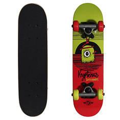 """Kryptonics 22"""" Locker Board Skateboard"""