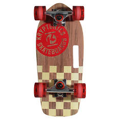 """Kryptonics 19"""" Stubby Cruiser Skateboard"""