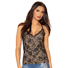 Scalloped Lace Cami