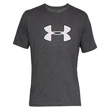 Under Armour Men's Big Logo Short Sleeve