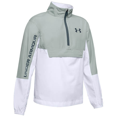 Under Armour Boys' Anorak Woven Coat