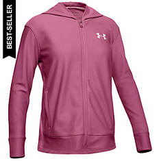 Under Armour Girls' Finale Full Zip
