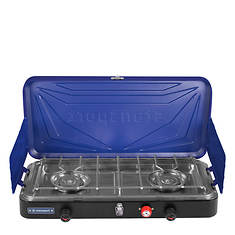 Two-Burner Propane Stove