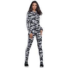 Printed Tunic Jogger Set