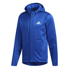 adidas Men's Team Issue Full-Zip Hoodie