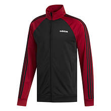 adidas Men's Essentials ColorBlocked 3-Stripes Track Jacket