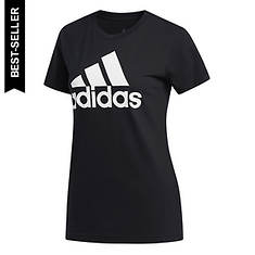 adidas Women's Basic Badge Of Sport Tee