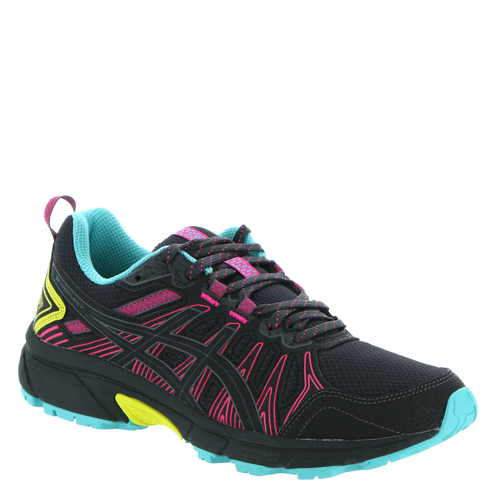 *Take on the toughest of trails in comfort with this impressive and durable running shoe *Mesh and synthetic upper *Lace-up closure for secure fit *OrthoLite™ footbed for added comfort *EVA midsole with GEL® technology for shock absorption *Durable outsole