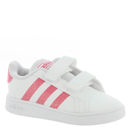 adidas Grand Court I (Girls' Infant-Toddler)