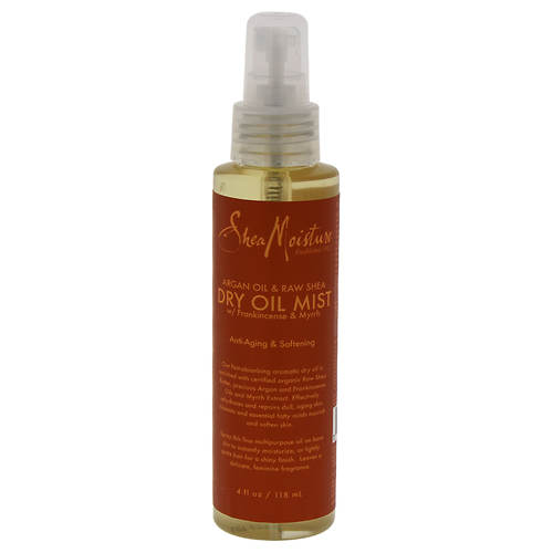 Shea Moisture Argan Oil & Raw Shea Dry Oil Mist