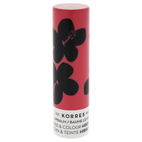 Korres Lip Balm Care & Colour Stick