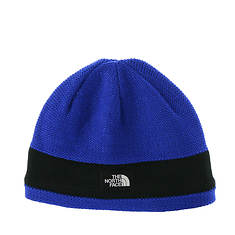 The North Face Kids' Logo Stripe Beanie