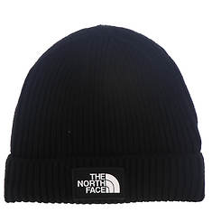 The North Face Kids' Logo Box Cuffed Beanie