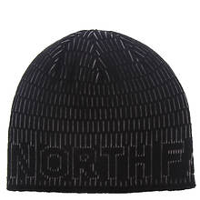 The North Face Men's Texture Logo Beanie