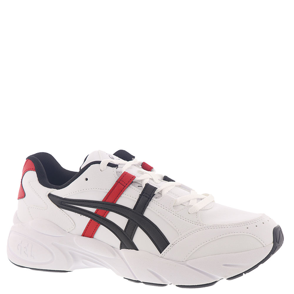 *Get up and go in this retro-inspired ASICS® men\\\'s running shoe *Breathable mesh upper *Lace-up closure *Lightly cushioned footbed *Molded EVA midsole *Molded rubber sole