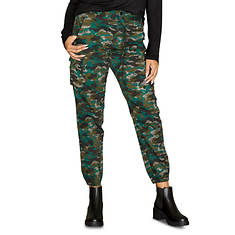 Utility Belted Cargo Pant