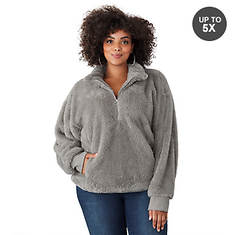 3/4-Zip Fleece Pullover