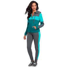 Women's Colorblock Jogger Track Set