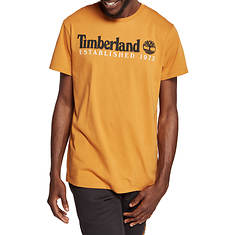Timberland Men's Short Sleeve Core Established Tee