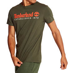Timberland Men's Short Sleeve Core Established Tee