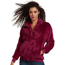 Plush Full-Zip Jacket
