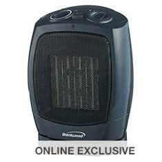 Brentwood Fan Oscillating Heater