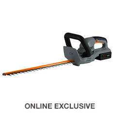 "Scott's 24V 22"" Lithium Ion Hedge Trimmer"