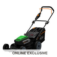 "Scott's 62V 21"" Lithium Ion Lawn Mower"
