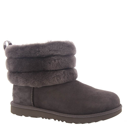UGG® Fluff Mini Quilted (Girls' Toddler-Youth)