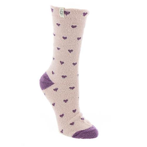 UGG® Women's Leslie Graphic Crew Sock