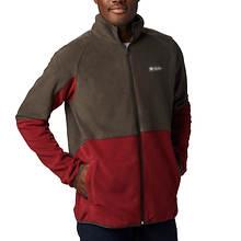 Columbia Men's Basin Trail Fleece Full Zip