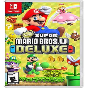 Nintendo Switch New Super Mario Bros Deluxe Figi S Gallery