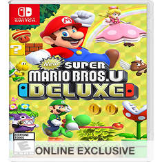 Nintendo Switch New Super Mario Bros. Deluxe