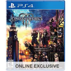 PS4 Kingdom Hearts III